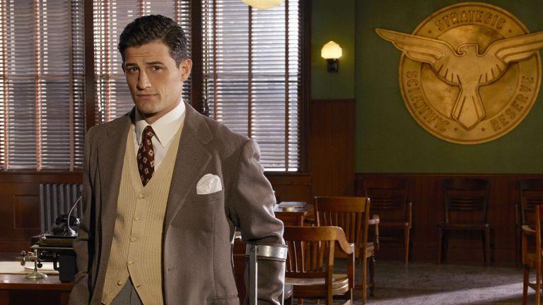 Daniel Sousa in Agent Carter