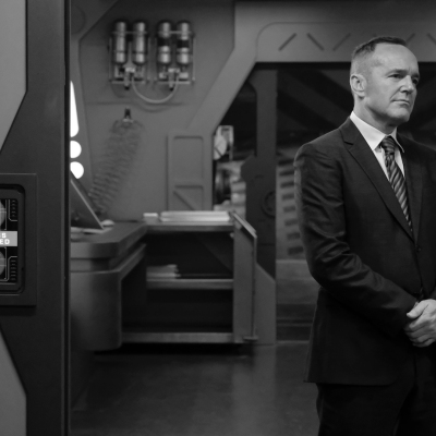 Coulson in Agents of SHIELD
