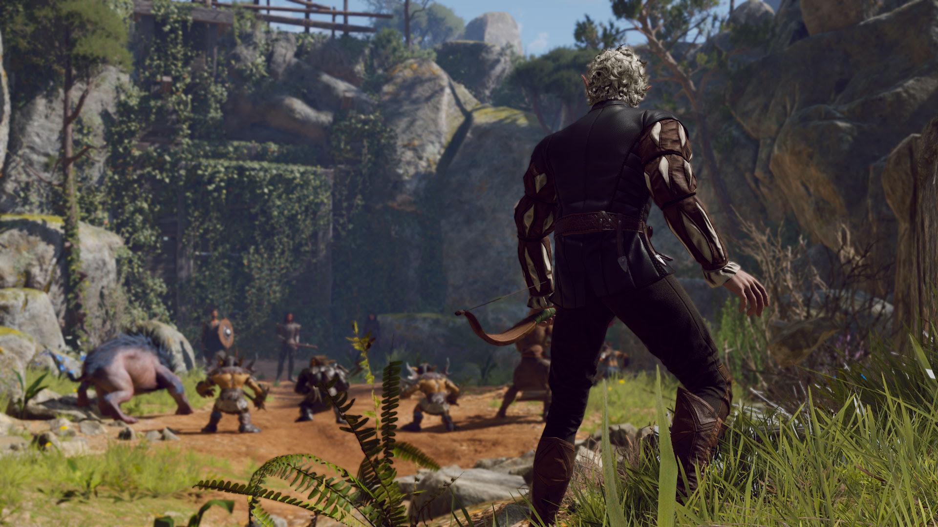 Baldur S Gate 3 Release Date Trailer Gameplay And News Den Of Geek