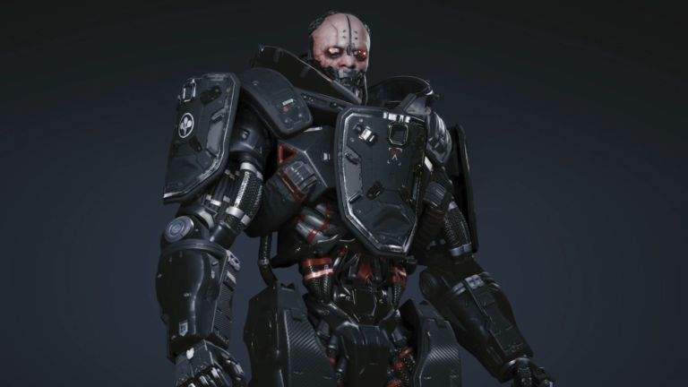 Cyberpunk 2077 Adam Smasher