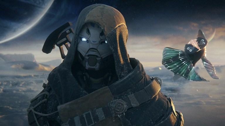Destiny 2: Exo Stranger
