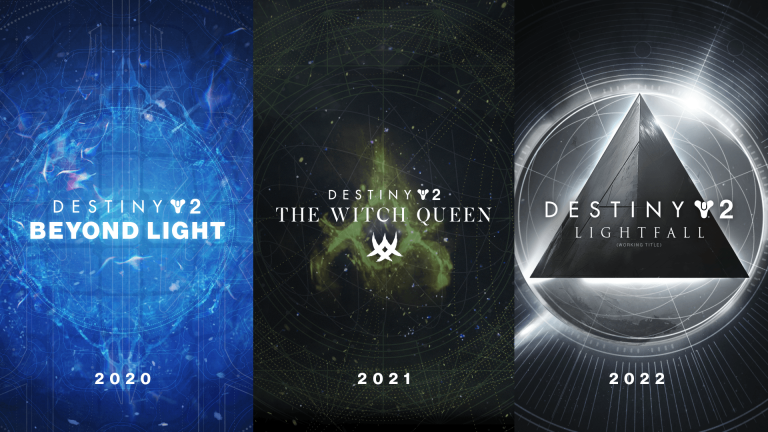 Destiny 2: The Witch Queen and Lightfall