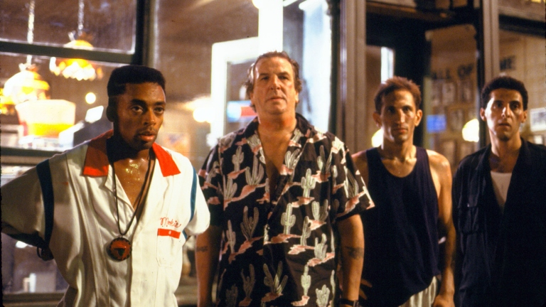 Do the Right Thing (1989) directed by Spike Lee