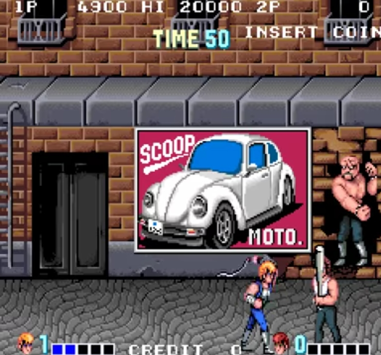 How Double Dragon's Abobo Became a Beat em up Legend