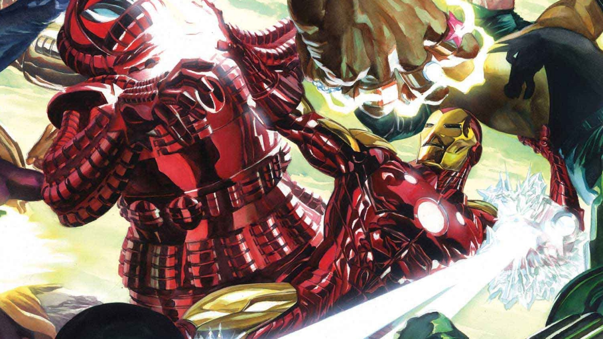 New Iron Man Series Coming From Marvel Den Of Geek