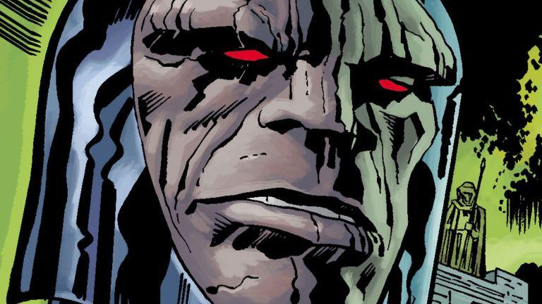 Jack Kirby's Darkseid (DC Comics)