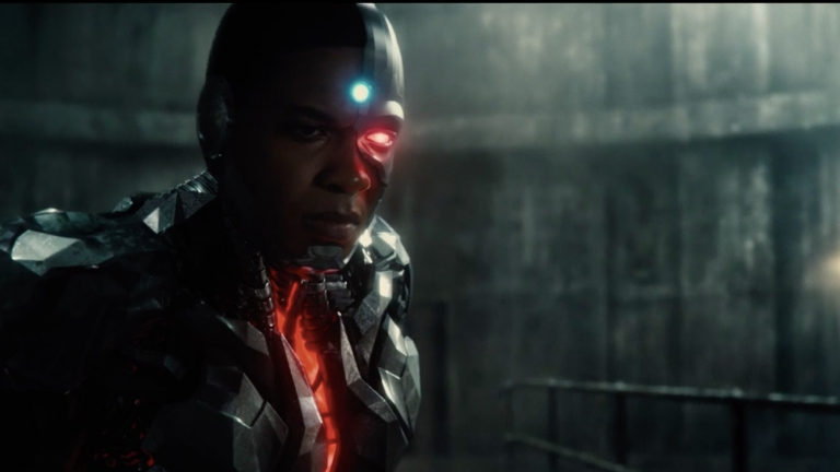 Justice League: Ray Fisher as Cyborg in the DCEU