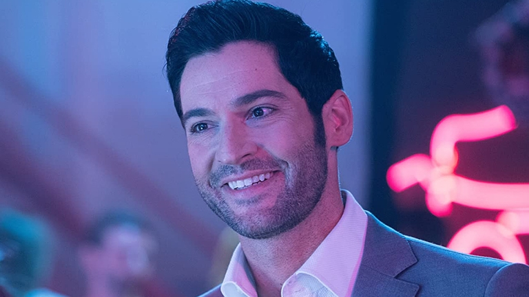 Tom Ellis on Lucifer