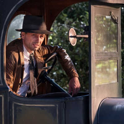Matthew Rhys as Perry Mason