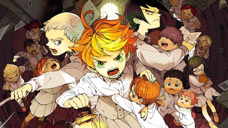The Promised Neverland Manga Vol. 3