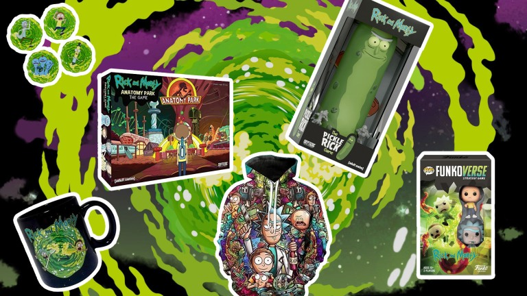 Best Rick and Morty collectibles