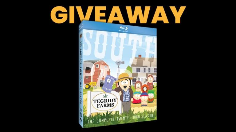 South Park Season 23 on Blu-ray Giveaway
