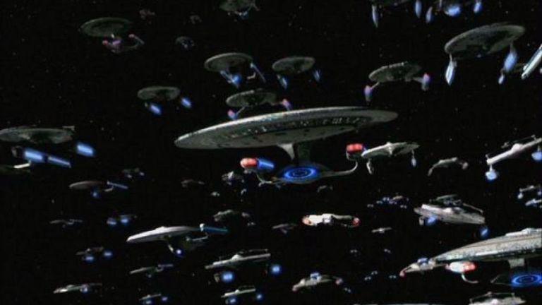 The Dominion War Arc from Star Trek: Deep Space Nine