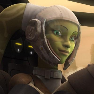 Star Wars Hera
