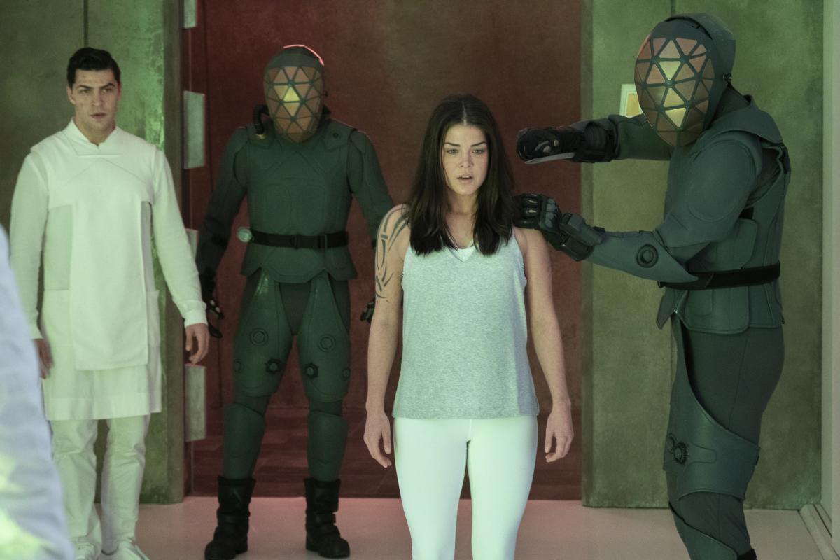 The 100 Season 7 Episode 5: Is [SPOILER] Really Dead?   Den of Geek