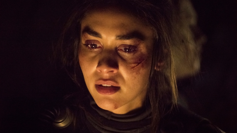 The 100 Season 7 Episode 6 review Nakara Raven Rayes