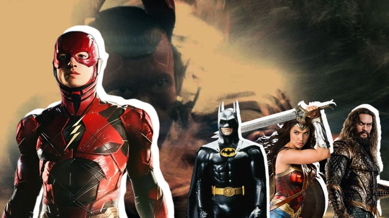 The Flash: DCEU Flashpoint Movie