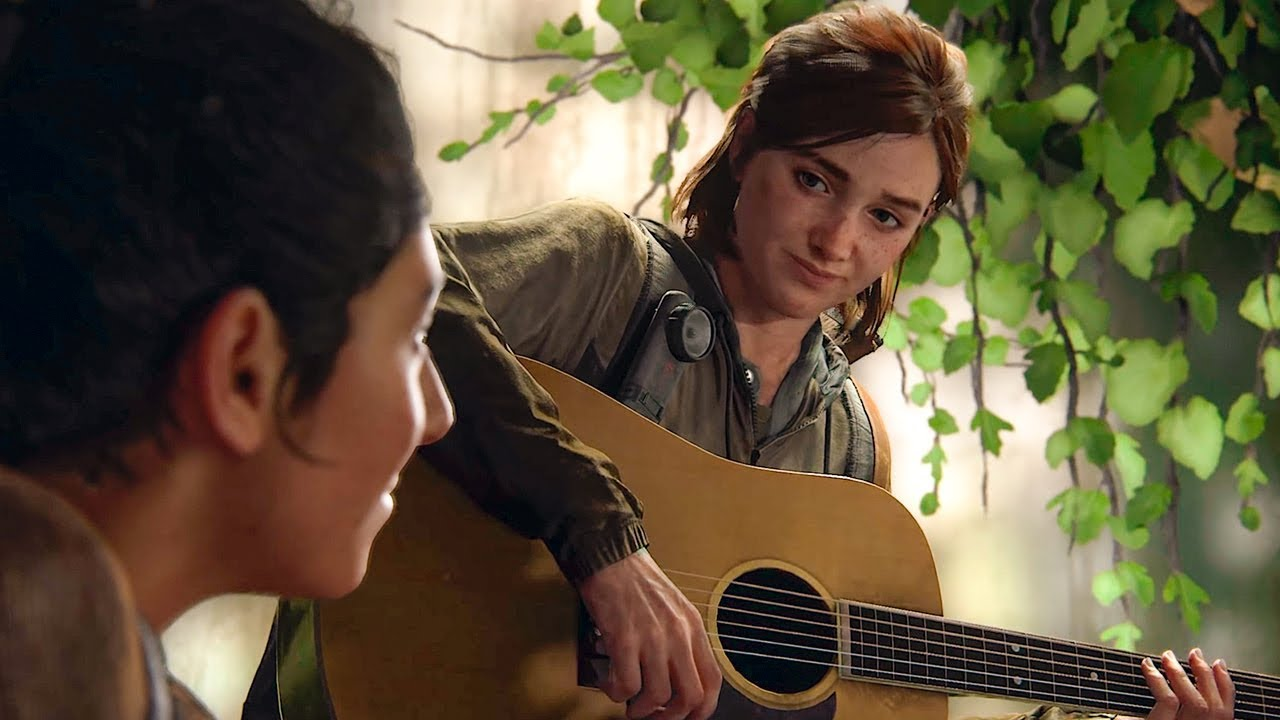 Why The Last of Us Part 2 Is Actually a Story About Love Conquering Hate    Den of Geek