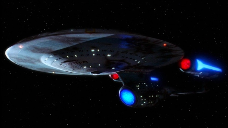 Star Trek: USS Enterprise NCC-1701-C