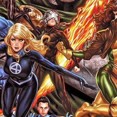 Marvel's X-Men and Fantastic Four
