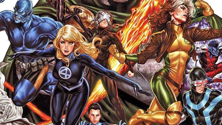 Marvel's X-Men and Fantastic Four