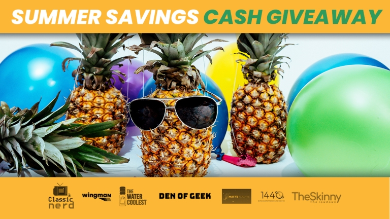 Giveaway: $750 Cash to Boost Your Summer Savings