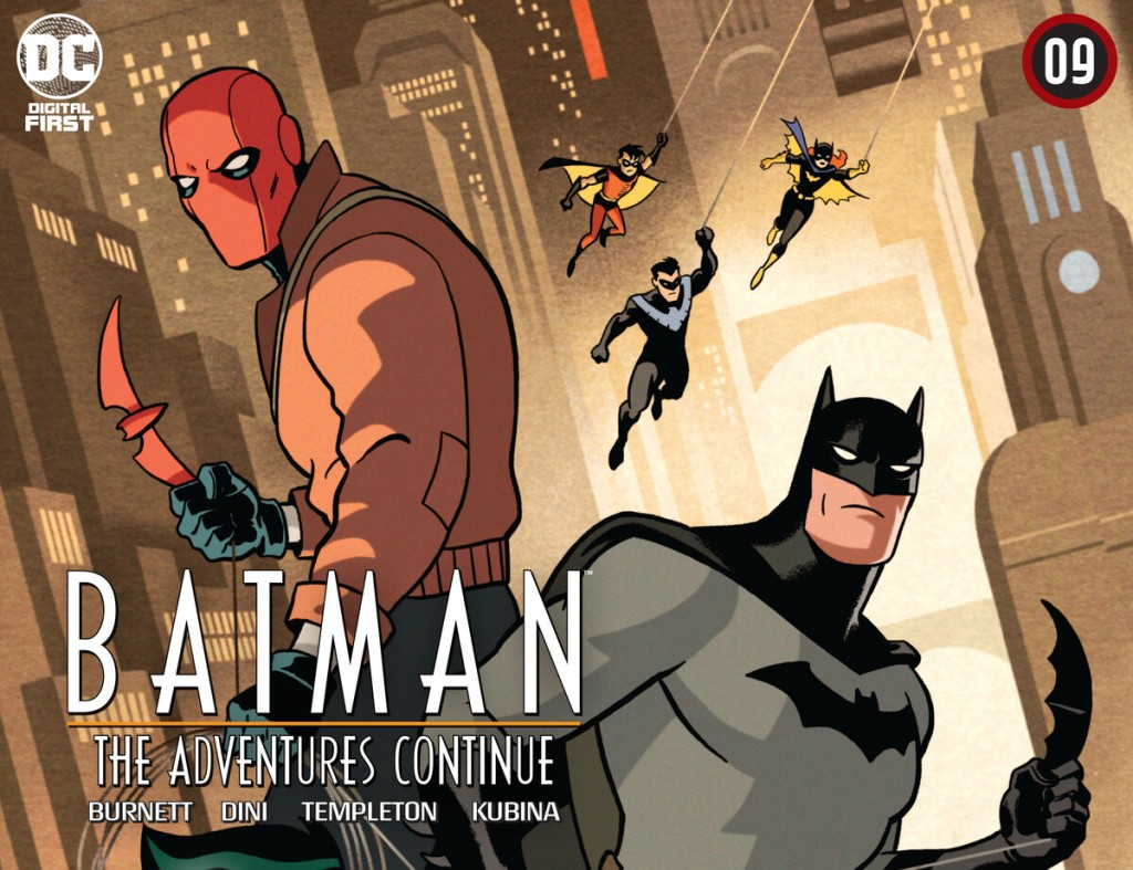 Batman: The Adventures Continue Red Hood