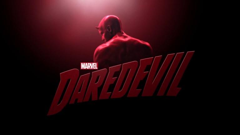 Marvel Netflix Daredevil Logo