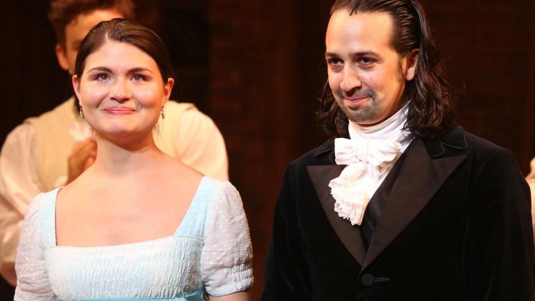 Hamilton Ending Explained Why Did Eliza Gasp