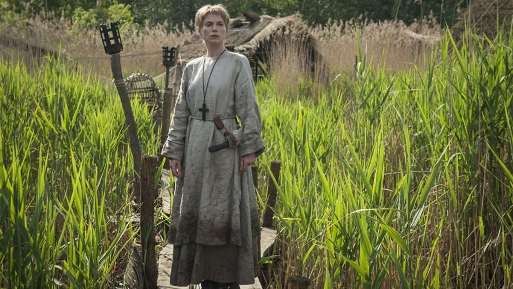 Eva Birthistle como Hild en el último reino