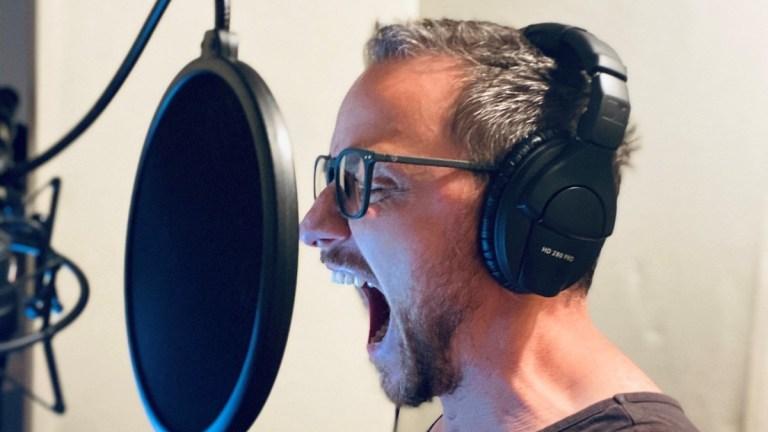James McAvoy records The Sandman