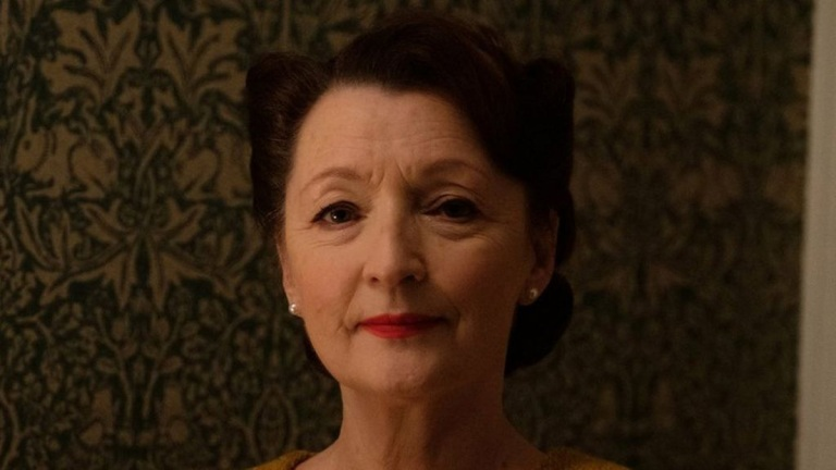 Lesley Manville World on Fire BBC ONe