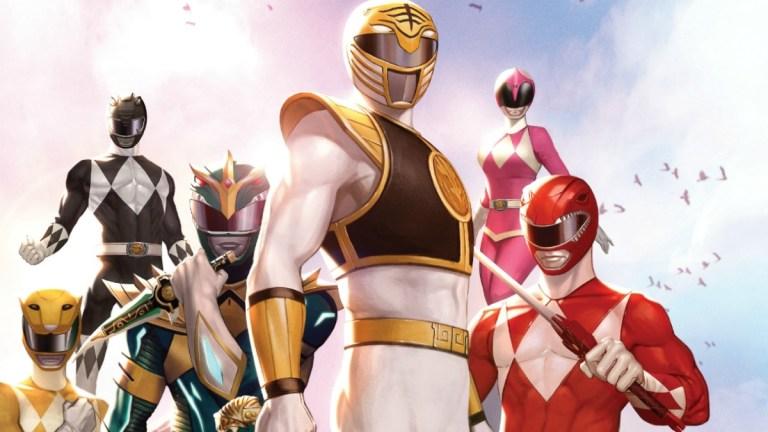 Mighty Morphin Power Rangers Comic