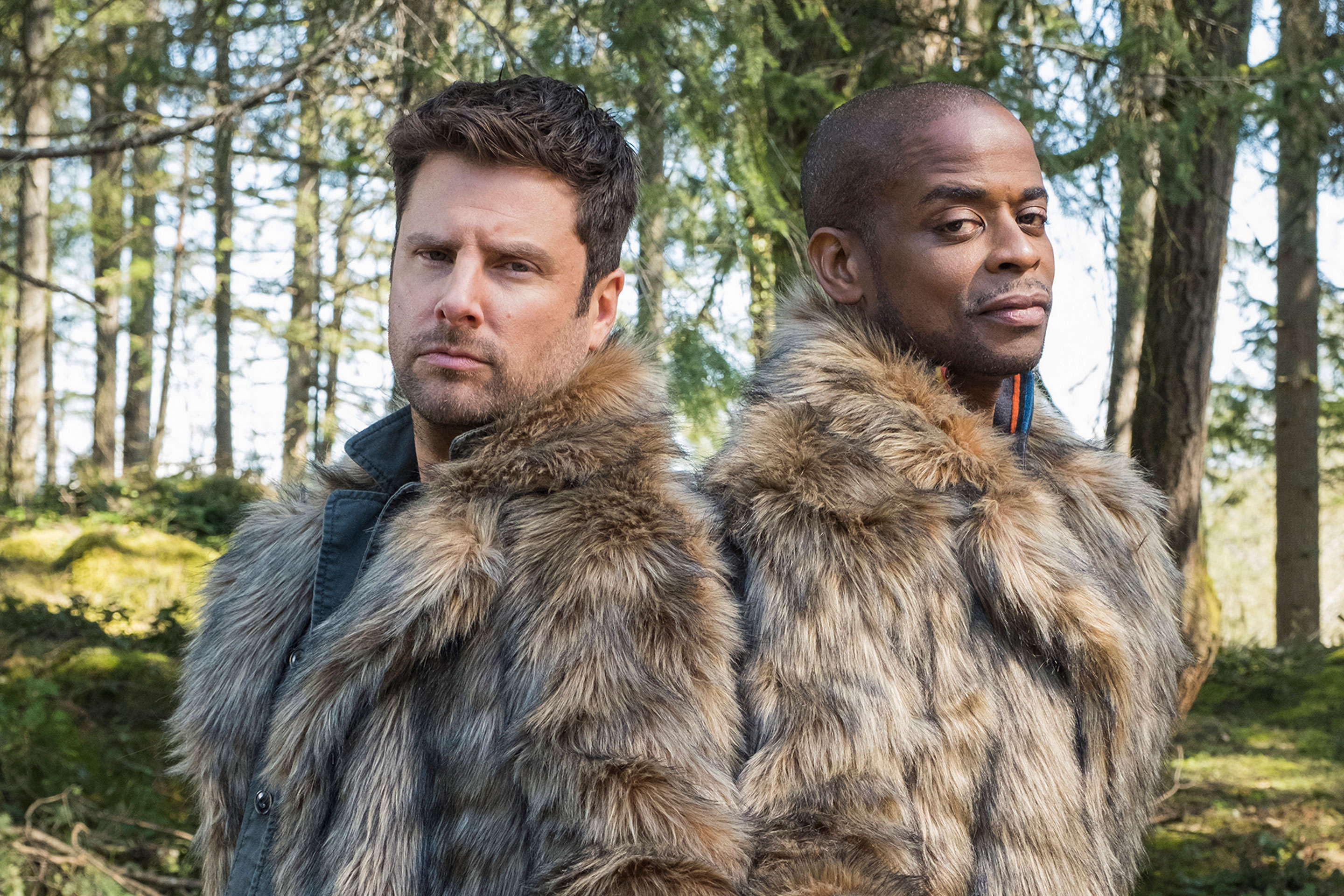 Psych 2: Lassie Come Home Review | Den of Geek