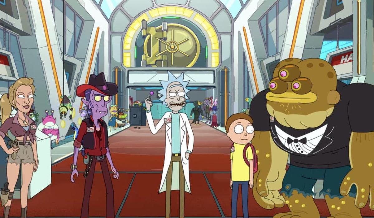 Rick and Morty Season 5 cast