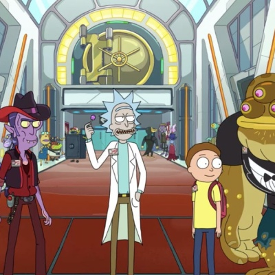 Rick and Morty Season 5 Clip