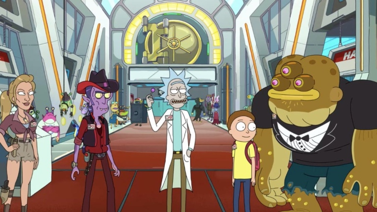 Rick and Morty Season 5 Clip