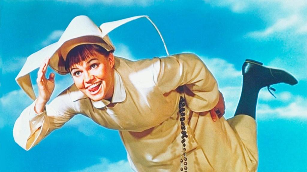 Sally Field en la monja voladora