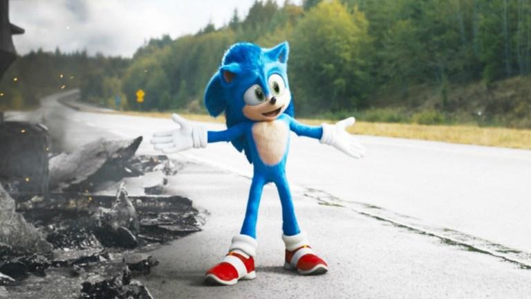 Sonic 2 Дата выхода подтверждена