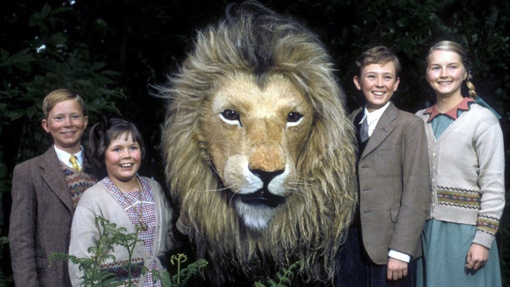 The Lion the Witch and the Wardrobe BBC 1980s