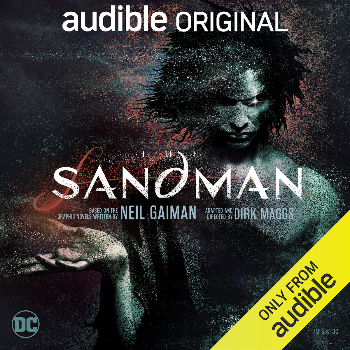 The Sandman Audible Original Review: O sonho chega ao audiolivro 1