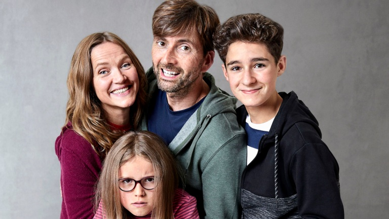 There She Goes series 2 cast David Tennant Jessica Hynes