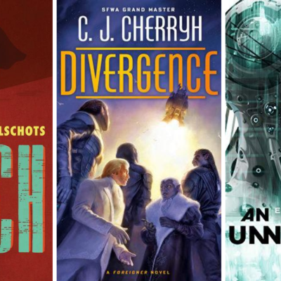 Top New Science Fiction Books in September 2020