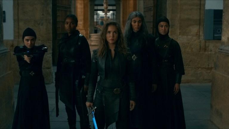 Warrior Nun Season 2 What to Expect