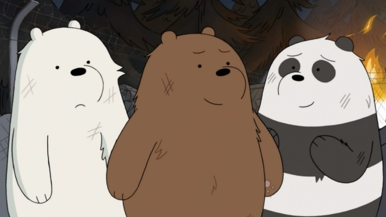 We Bare Bears Message to Humanity