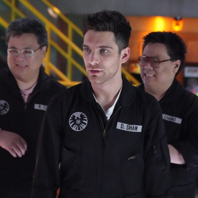 Deke and the Chang Gang in Agents of SHIELD