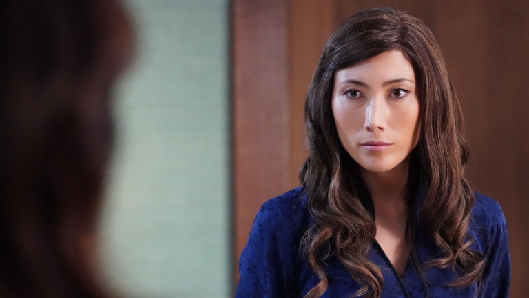 Jiaying in Agents of SHIELD