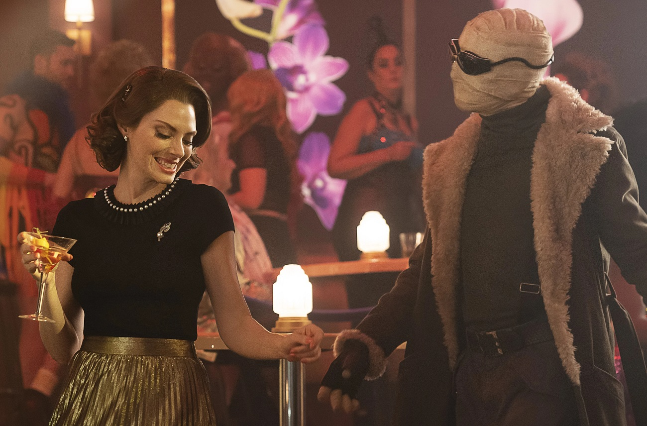 Doom Patrol Season 2 Episode 4 Review Sex Patrol Den Of Geek