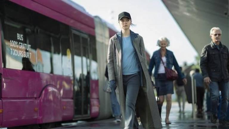 Esme Creed-Miles in Hanna Season 2