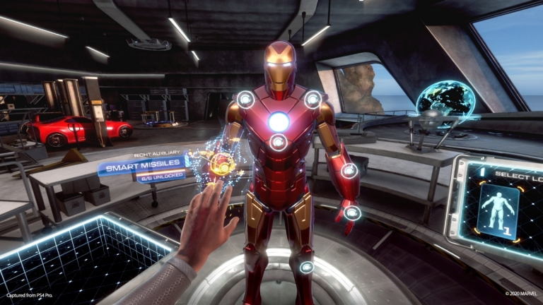 Link Tank: Superheroes Other Than Iron Man Who Deserve VR Games  Den of Geek